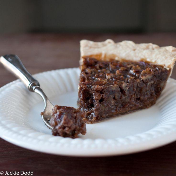 deep dish porter pecan pie