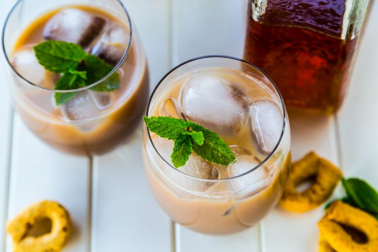 Godfather Espresso makes a wonderful Thanksgiving cocktail with espresso and whiskey | Thanksgiving.com
