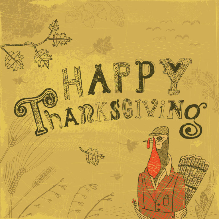 Vintage Thanksgiving cards | Thanksgiving.com