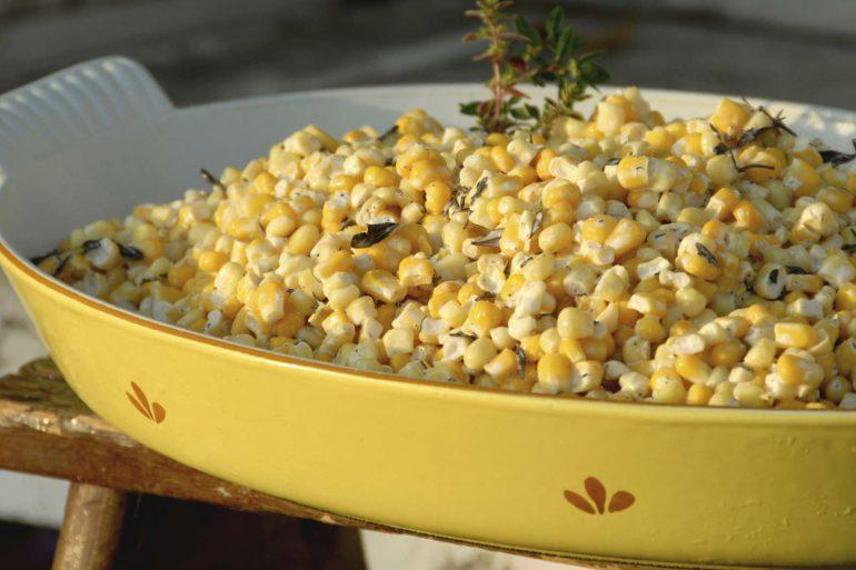 Best basic creamed corn recipe plus 15 variations