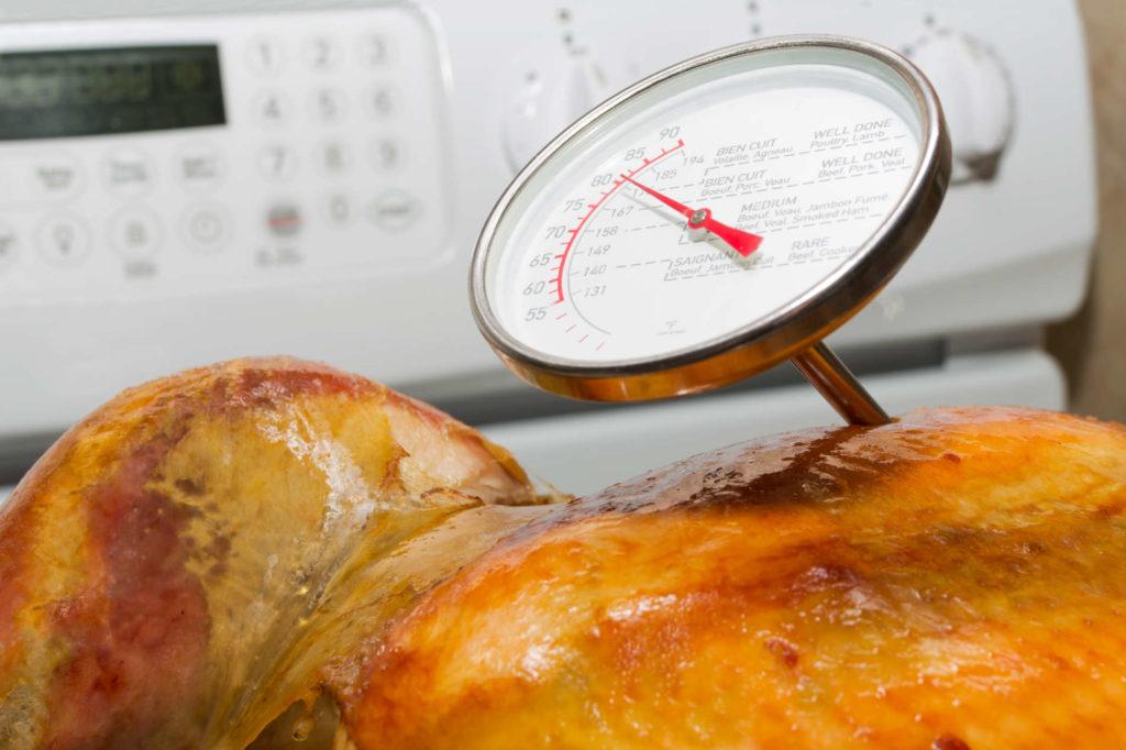turkey temperature