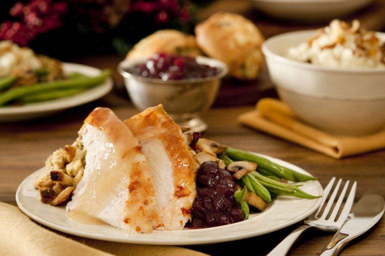 Homemade gravy for Thanksgiving