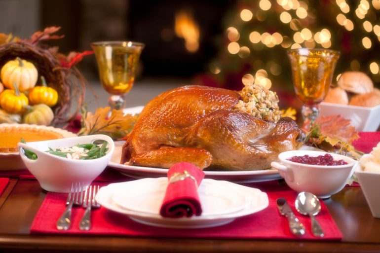 Turkey dinner with all the trimmings | Thanksgiving.com