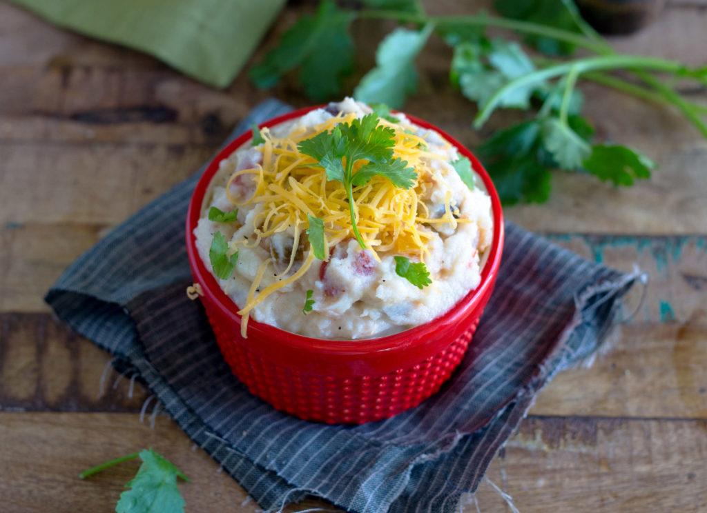 Thanksgiving Tex-Mex Mashed Potatoes   Thanksgiving.com