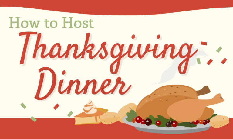 How to host Thanksgiving dinner from Thanksgiving.com