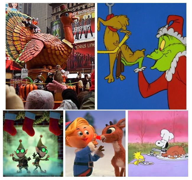 Thanksgiving tv specials from Thanksgiving.com