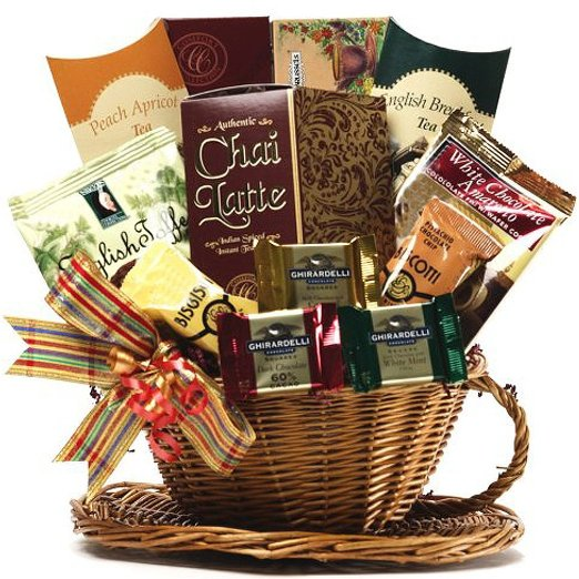 Art of Appreciation You're My Cup of Tea Gift Basket