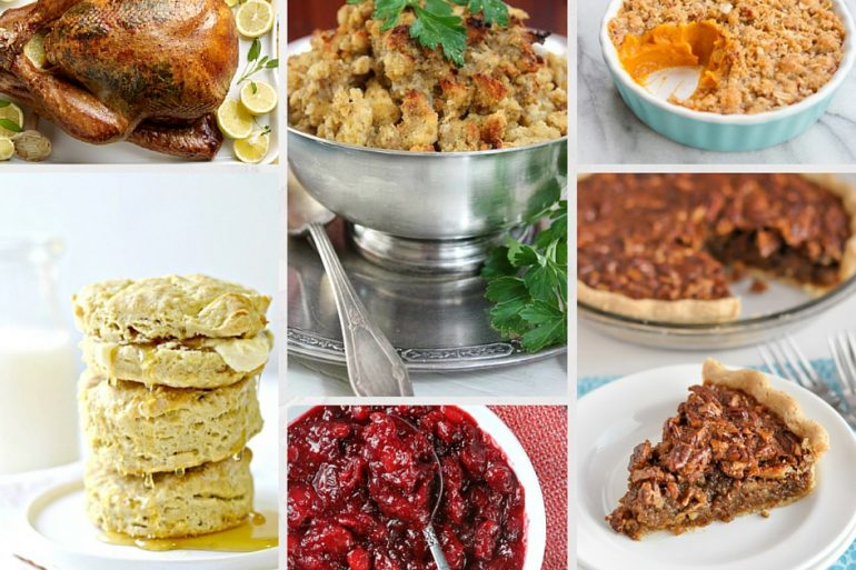 Your complete guide to a Thanksgiving meal that is gluten free   Thanksgiving.com