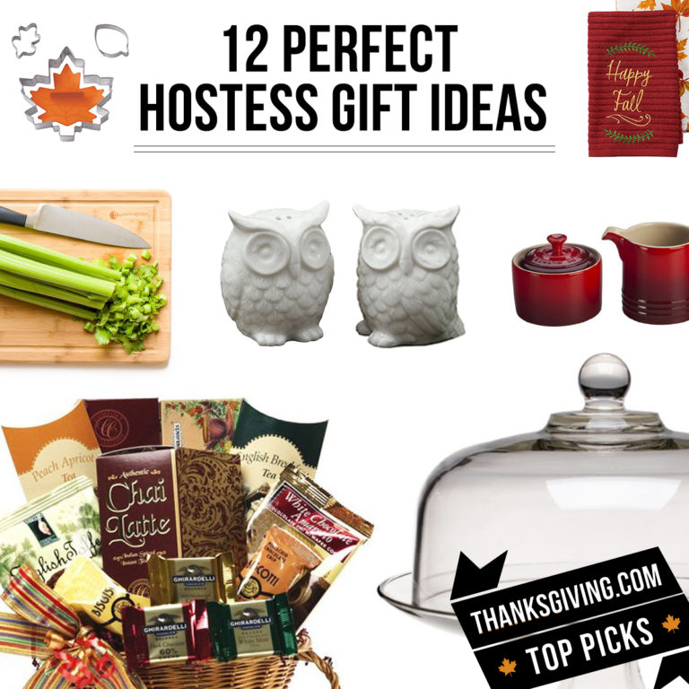 12 perfect hostess gift ideas for Thanksgiving