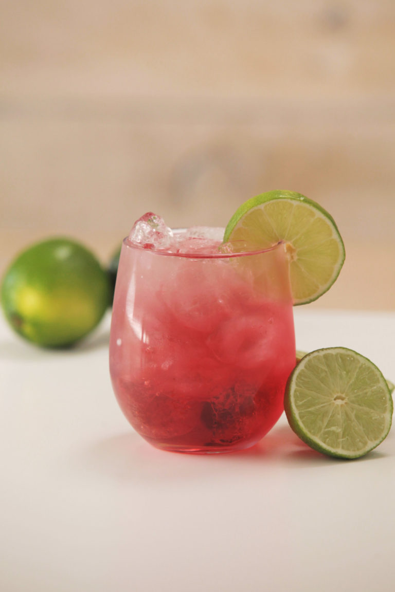 Very Peary Breeze Cocktail