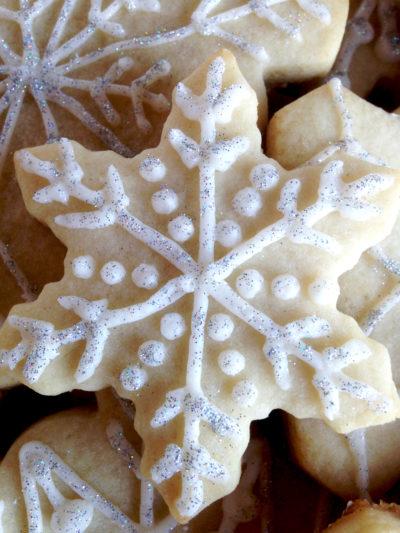 Cutout Sugar Cookies