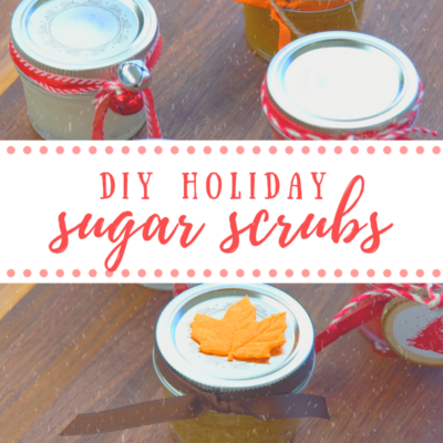 DIY Holiday Sugar Scrubs | Thanksgiving.com