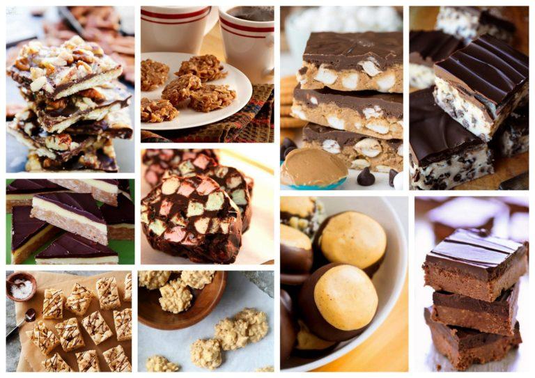 10 amazingly indulgent no-bake cookies