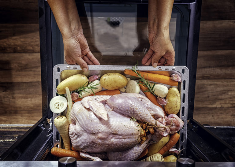 Should you rinse your turkey?