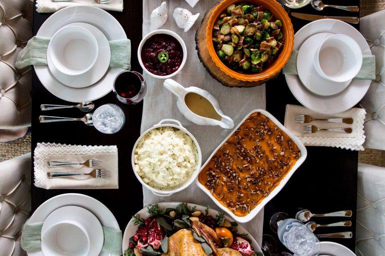 Thanksgiving holidays - grateful 1