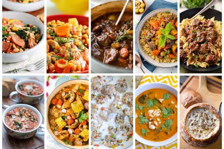 10 unique and hearty wintertime stews
