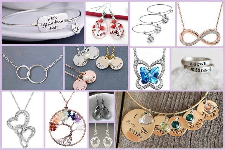 Give your mom some sparkle with these Mother's Day jewelry gift ideas