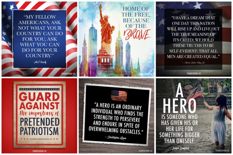 14 patriotic Memorial Day blessings & greetings