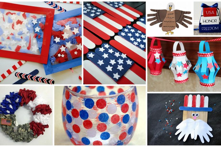 8 Memorial Day crafts for young and old