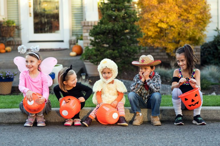 History of Halloween A timeline