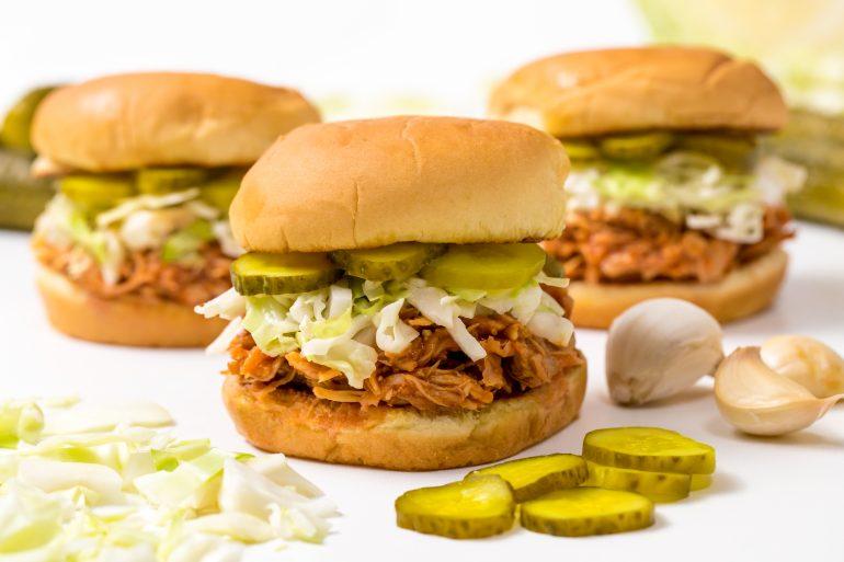 5D4B8960 - BBQ Turkey Sandwiches