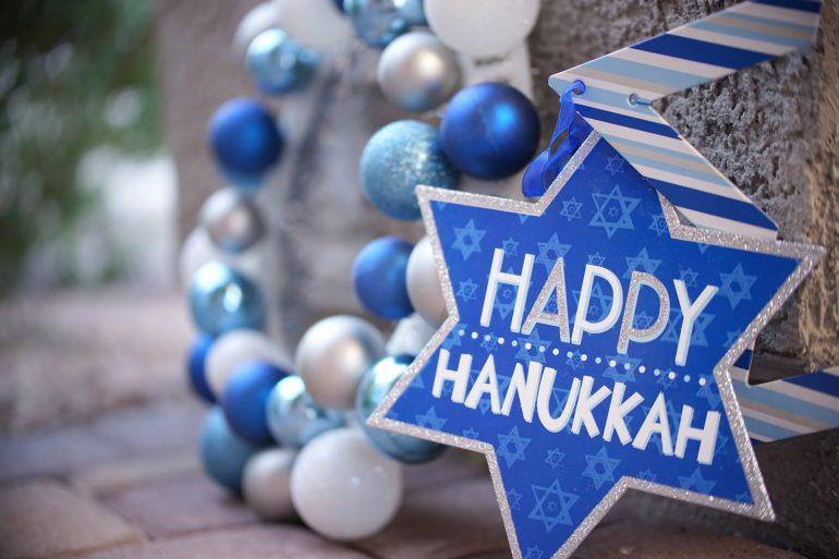 hanukkah-wreath-star
