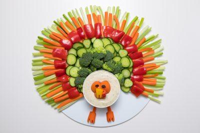 5D4B4846 - Turkey Veggie Tray