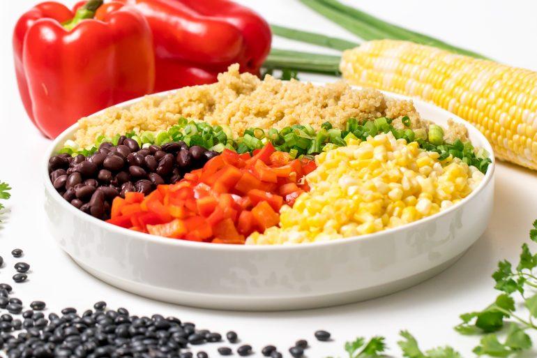 5D4B7125 - Smoky Quinoa and Black Bean Salad