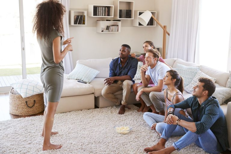 Party games Charades