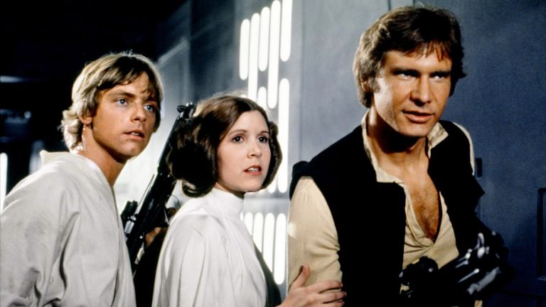 Picture from Star Wars