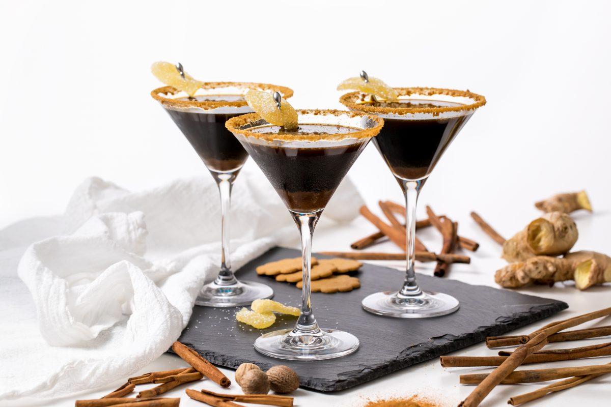5D4B4350 - Gingersnap Martini