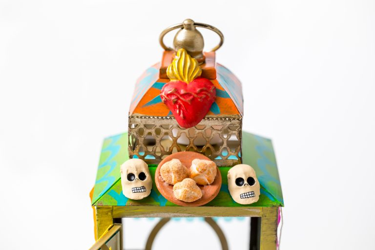 5D4B6380 - Crafty Chica - Day of the dead Shrine