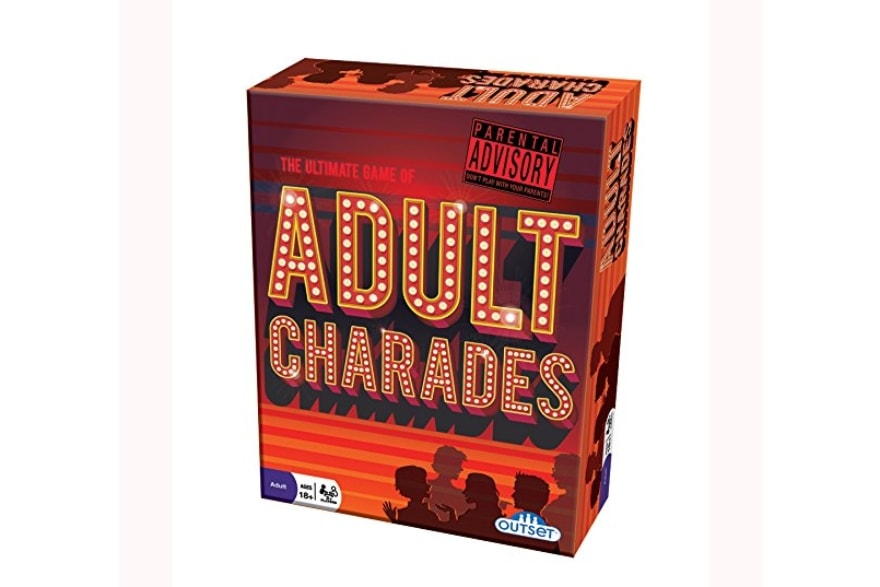 Friendsgiving games and activities Adult Charades