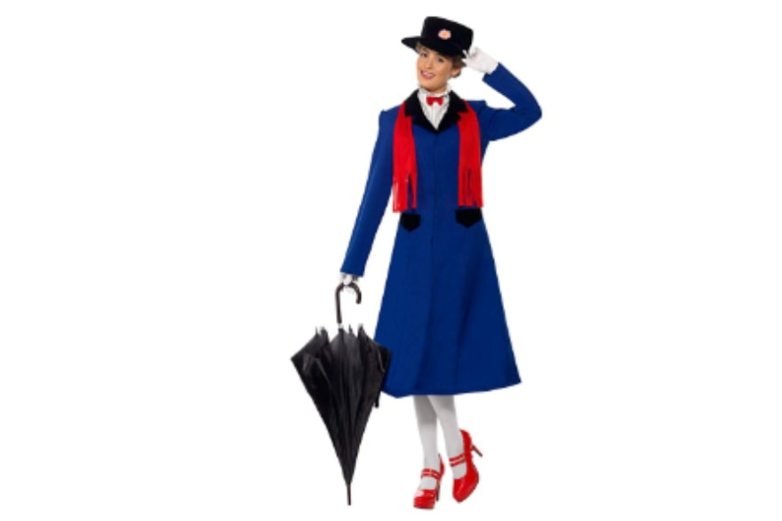 Overall best Halloween costume ideas for 2018 Mary Poppins