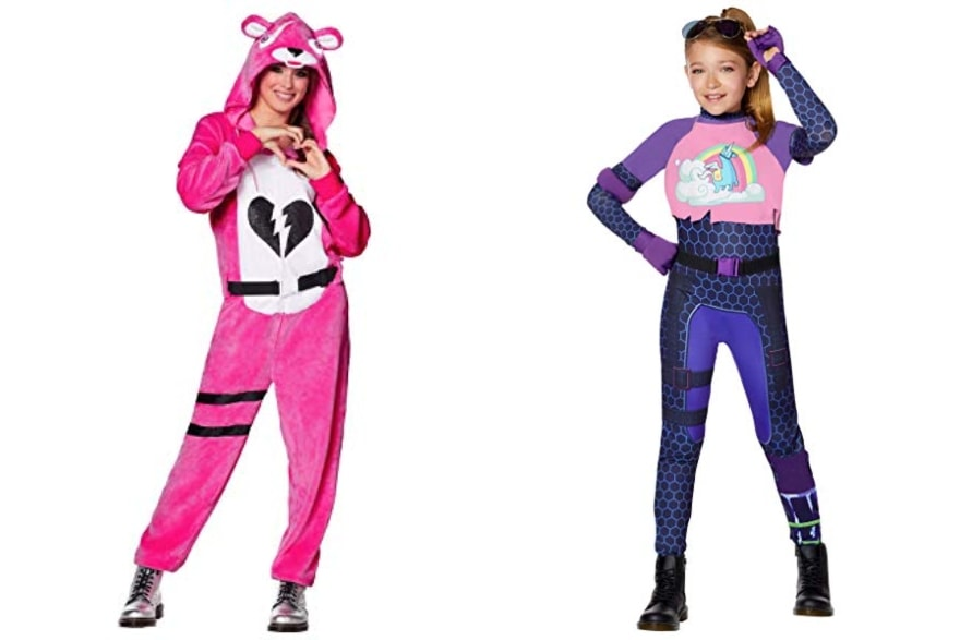 Mother daughter costume ideas Fortnite