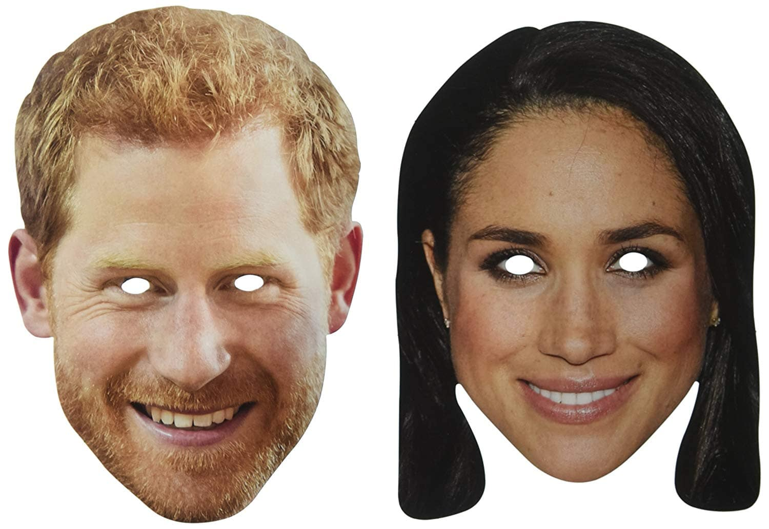 Couples costume ideas 2018 Prince Harry and Meghan Markle