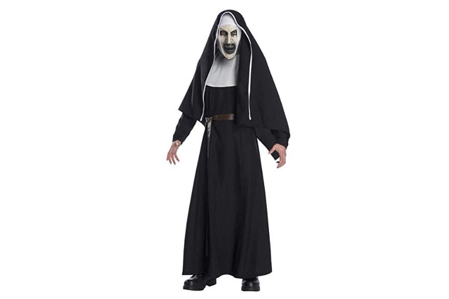 Scary women's Halloween costume ideas 2018 The Nun from Amazon