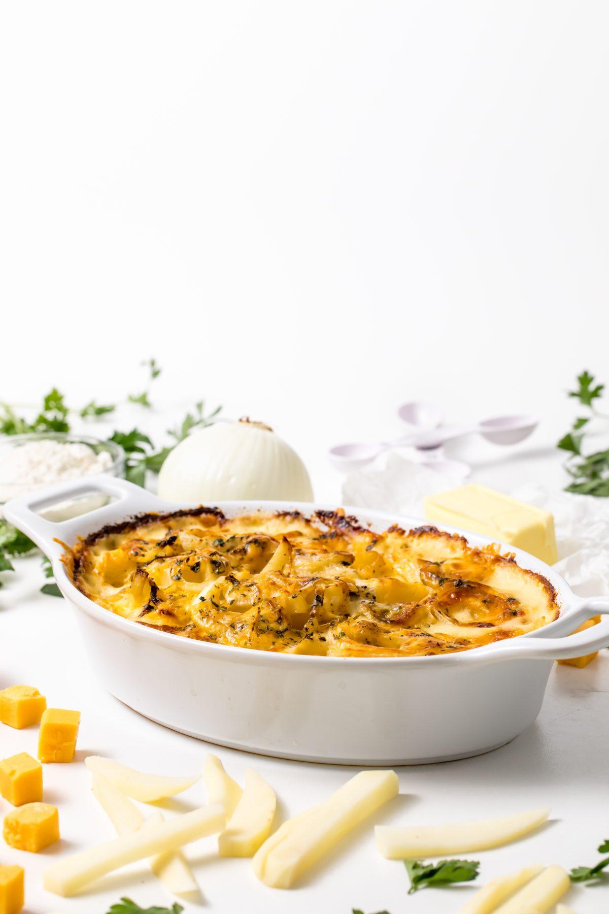5D4B1992 - Cheesy Holiday Potatoes