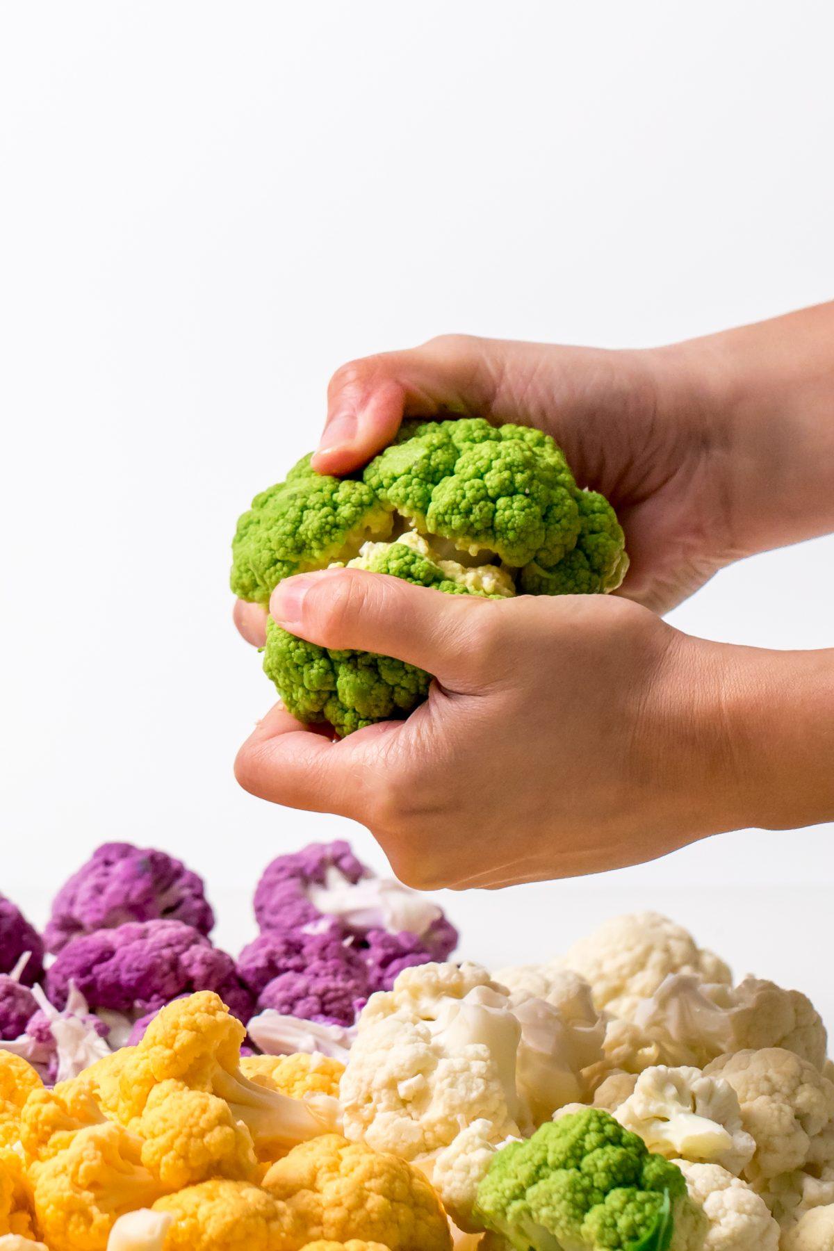 5D4B2073 - Farmer's Market Cauliflower Salad
