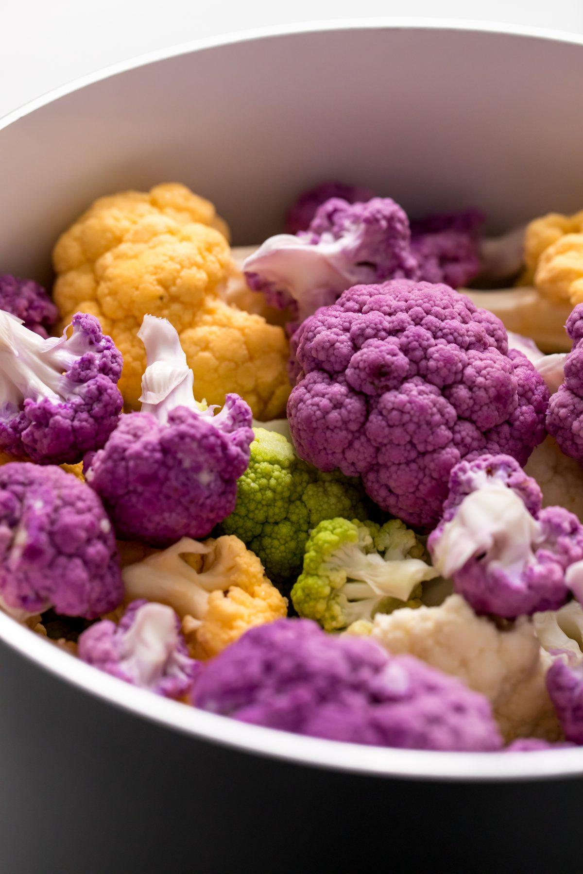 5D4B2083 - Farmer's Market Cauliflower Salad