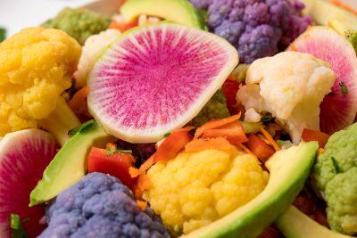 5D4B2213 - Farmer's Market Cauliflower Salad