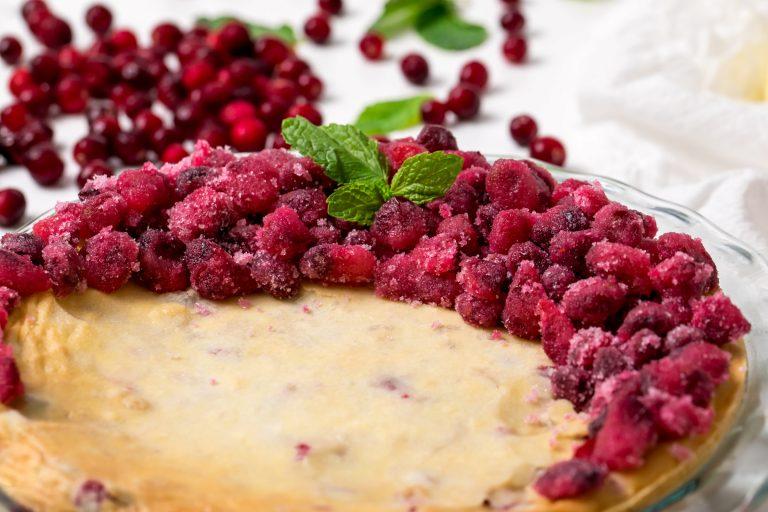 5D4B2310 - Nantucket Christmas Cranberry Pie