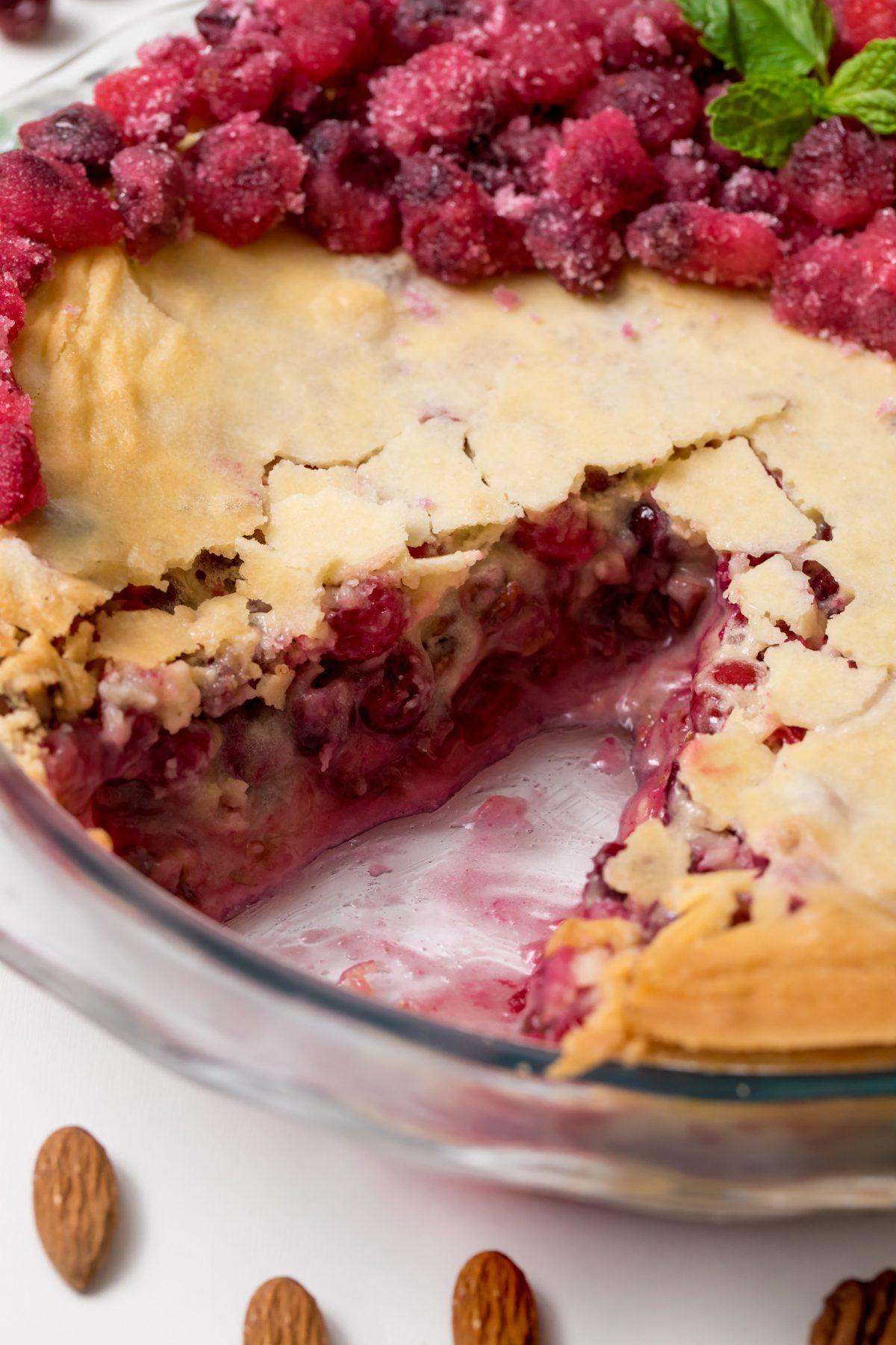 5D4B2357 - Nantucket Christmas Cranberry Pie