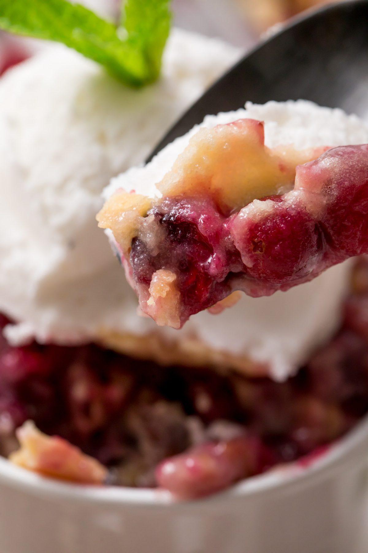 5D4B2411 - Nantucket Christmas Cranberry Pie