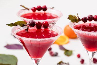 5D4B3778 - Cinnamon Red Mint Cranberry Martini