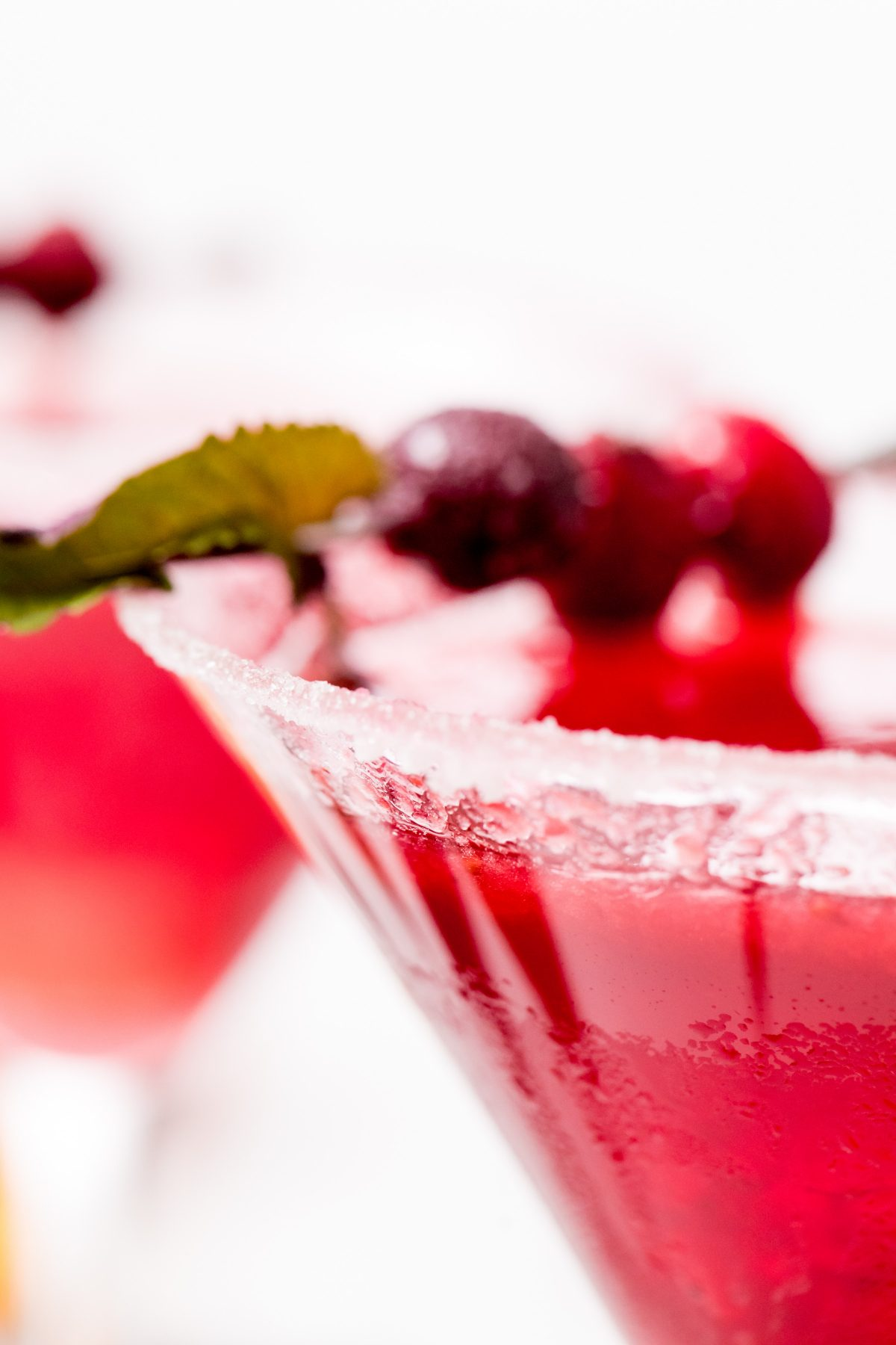 5D4B3793 - Cinnamon Red Mint Cranberry Martini