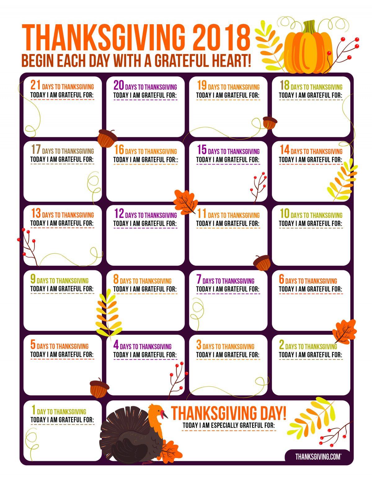 ThanksgivingCountdown