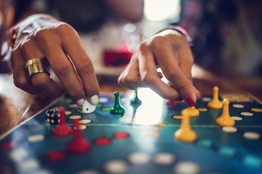 Weekend activities that don't involve drinking friends playing board games