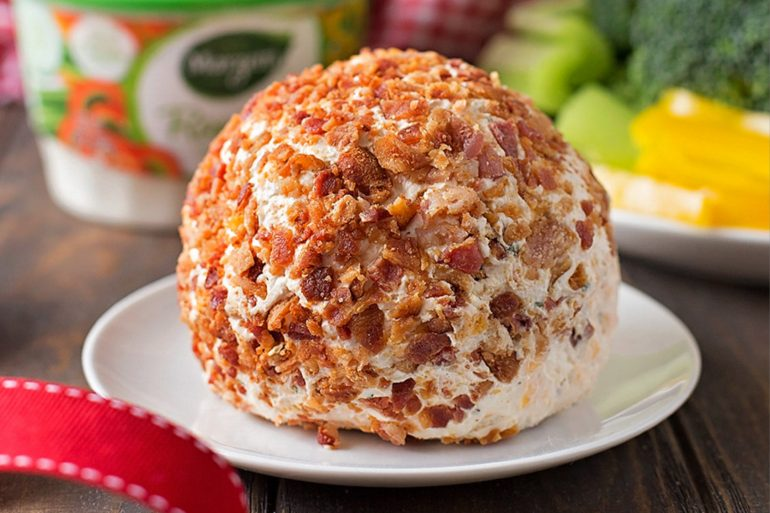 christmas-appetizers-bacon-cheese-ball