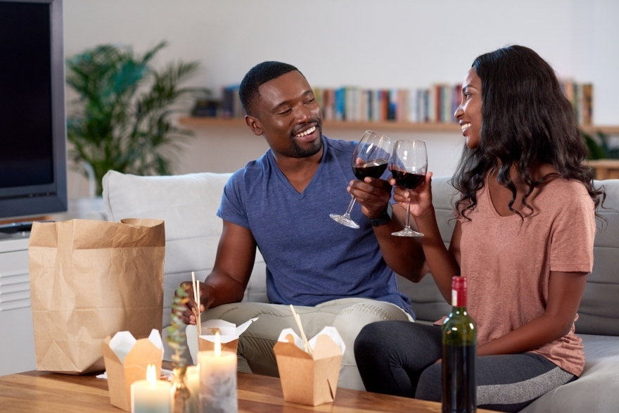 Date night ideas for when you can't find a babysitter
